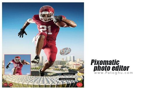 دانلود Pixomatic photo editor