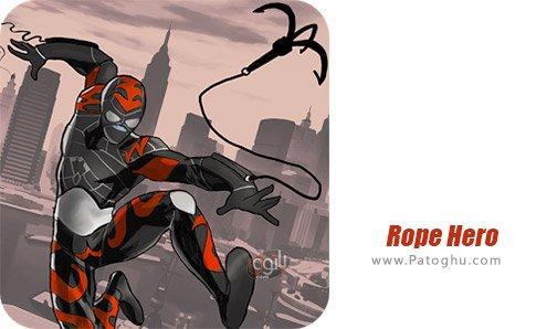 دانلود Rope Hero برای اندروید