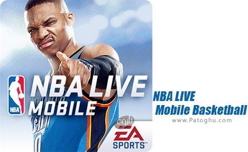 دانلود NBA LIVE Mobile Basketball برای اندروید