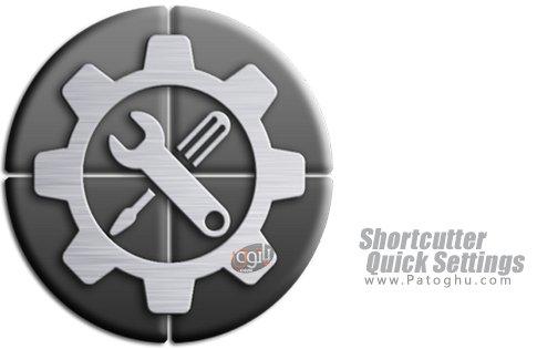 دانلود Shortcutter Quick Settings