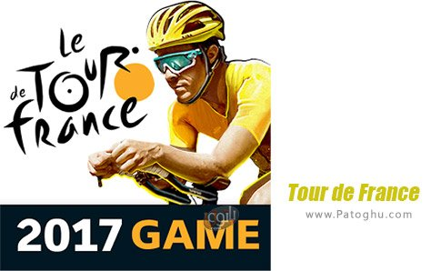 دانلود Tour de France - Cycling stars Official game 2017 برای اندروید