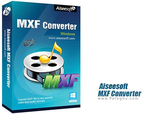 نرم افزار Aiseesoft MXF Converter