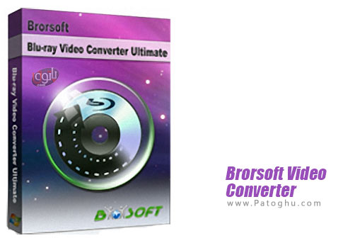 نرم افزار Brorsoft Video Converter