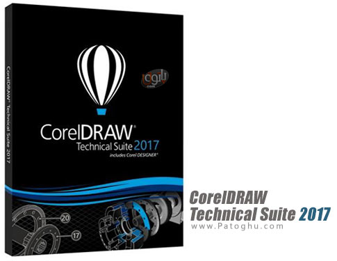 دانلود CorelDRAW Technical Suite