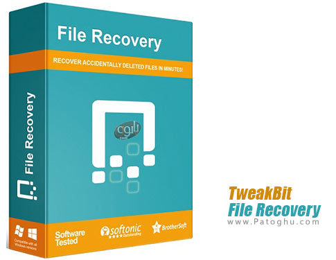 نرم افزار TweakBit File Recovery