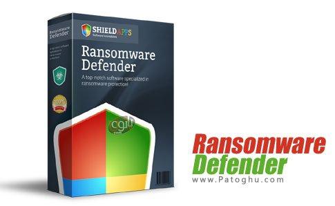 Ransomware Defender حذف و شناسایی باج افزار ها