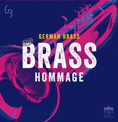 موسیقی بی کلام German Brass - Brass Hommage (2018)