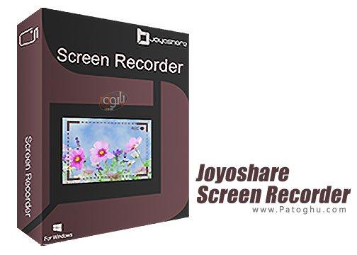 Joyoshare Screen Recorder - ضبط ویدیو و اسکرین شات از صفحه نمایش