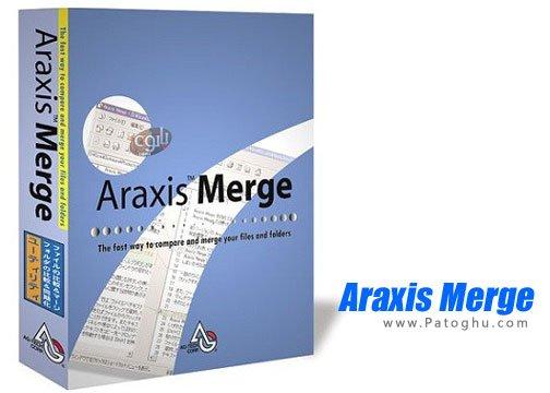 Araxis Merge Professional - ادغام و مقایسه فایل های متنی