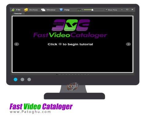 Fast Video Cataloger - ساخت کاتالوگ برای فایل های ویدیو