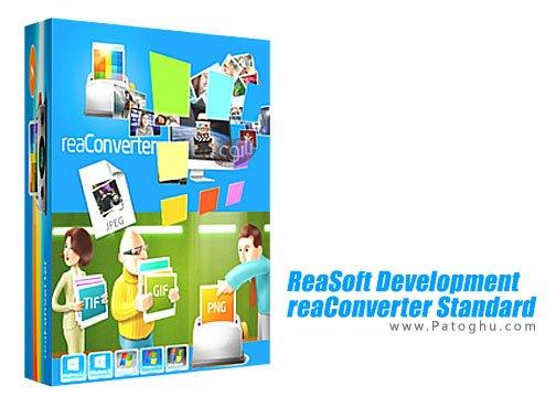 ReaSoft Development reaConverter Standard - تبدیل فرمت تصاویر