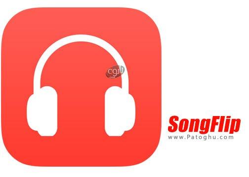 SongFlip - استریم و پلیر موزیک برای اندروید