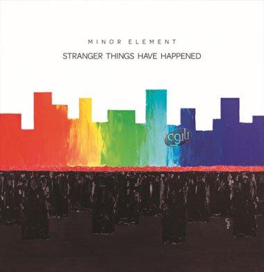 آلبوم موسیقی بی کلام Minor Element - Stranger Things Have Happened (EP) (2018)