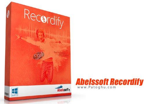 Abelssoft Recordify - ذخیره سازی موزیک های از سرویس های استریم موزیک