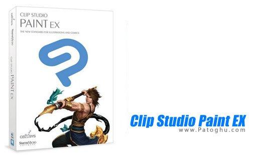 Clip Studio Paint EX - طراحی و نقاشی دیجیتال