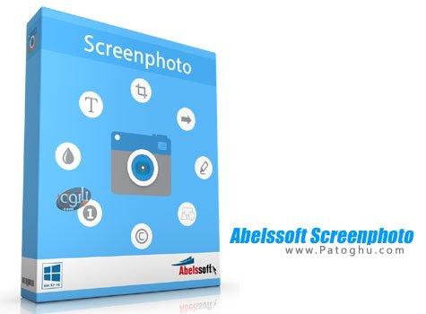 Abelssoft Screenphoto - تهیه اسکرین شات از محیط ویندوز