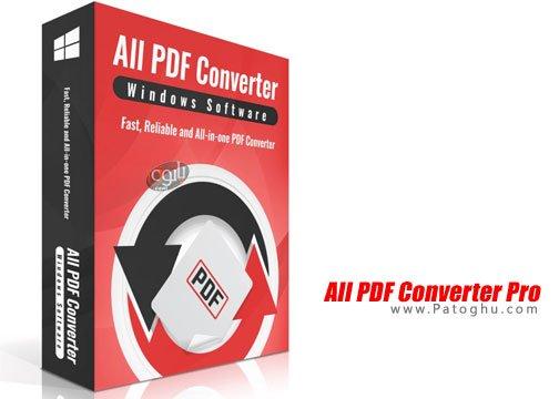 All PDF Converter Pro - مبدل فرمت پی دی اف