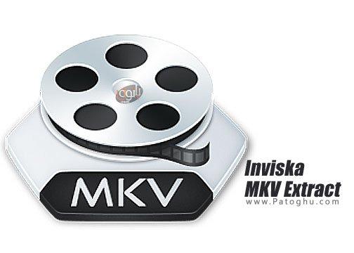 Inviska MKV Extract خروجی گرفتن از اطلاعات فرمت MKV