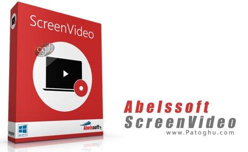 برنامه ضبط ویدیو از صفحه نمایش Abelssoft ScreenVideo