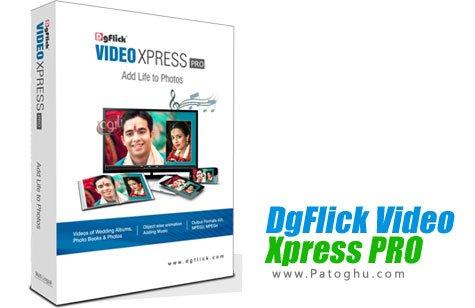 ساخت ویدیو DgFlick Video Xpress PRO