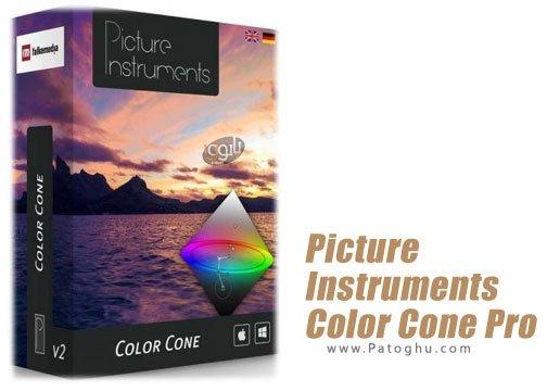 نرم افزار تصحیح رنگ تصاویر Picture Instruments Color Cone Pro