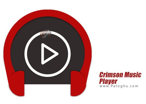 موزیک پلیر Crimson Music Player