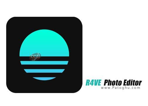 ویرایش و افکت گذاری تصاویر برای اندروید R4VE Photo Editor