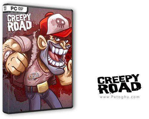 بازی Creepy Road