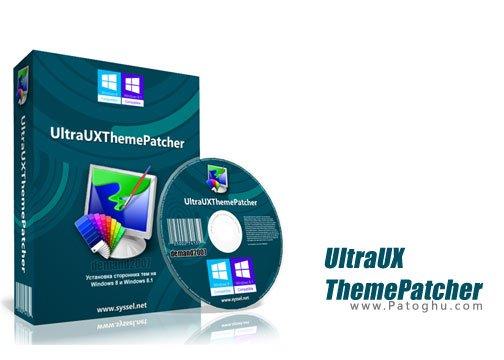 UltraUXThemePatcher پیش نمایش تم های مختلف ویندوز