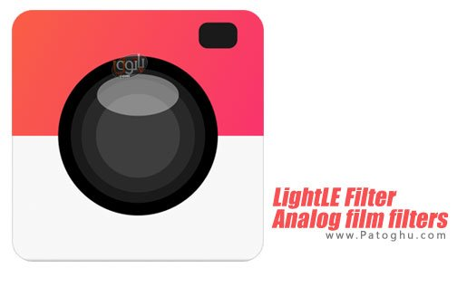 LightLE Filter Analog film filters - فیلتر های فیلم های آنالوگ بروی عکس ها