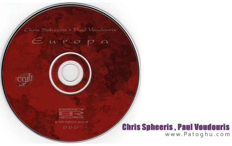 آلبوم موسیقی بی کلام و آرامش بخش گیتار اثری از Chris Spheeris و Paul Voudouris
