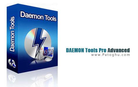 ساخت درایو مجازی و شبیه سازی قفل ها با نرم افزار DAEMON Tools