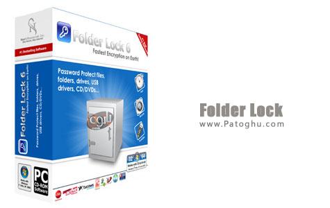 داونلود فول ورژن نرم افزار رمزگذاری و حفاظت کامل از فایلهای شخصی و فولدرها با Folder Lock 7.0.6