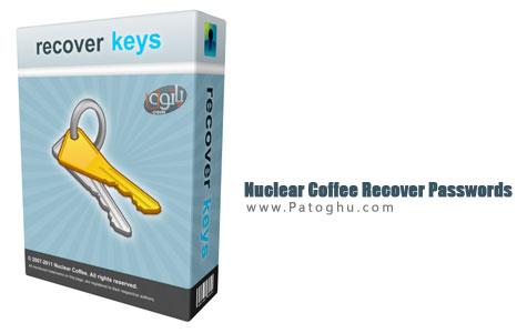 بازیابی رمز عبور با نرم افزار Nuclear Coffee Recover Passwords