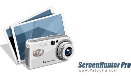 عکس برداری از محیط ویندوز با ScreenHunter Pro 6.0.801