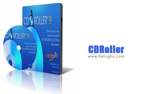 دانلود نرم افزار CDRoller