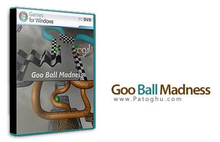 دانلود بازی جذاب و مهیج حفظ تعادل توپ Goo Ball Madness v1.0u3