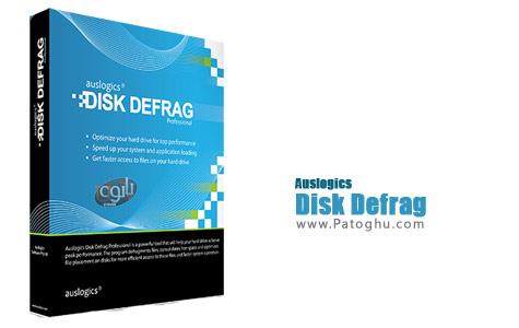 یکپارچه سازی اطلاعات هارد دیسک با نرم افزار Auslogics Disk Defrag Professional