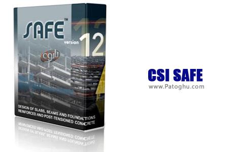 آنالیز و طراحی دال و پی (فونداسیون) بتنی با نرم افزار CSI SAFE 12.3.2