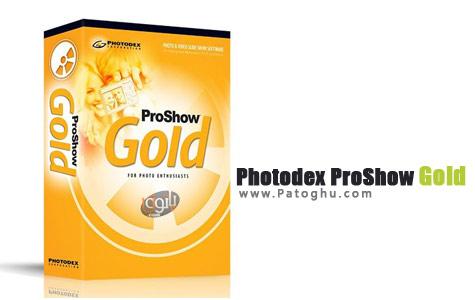 نرم افزار حرفه ای برای ساخت اسلاید با Photodex ProShow Gold 5.0.3206 Portable