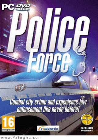 دانلود بازی پلیسی و مهیج Police Force