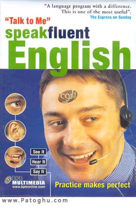 دانلود مجموعه بی نظیر آموزش مکالمه انگلیسی Speak Fluent