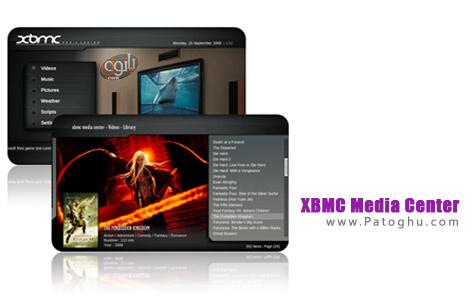 پخش فایل های چند رسانه ای با مدیا پلیر قوی XBMC Media Center 11.0