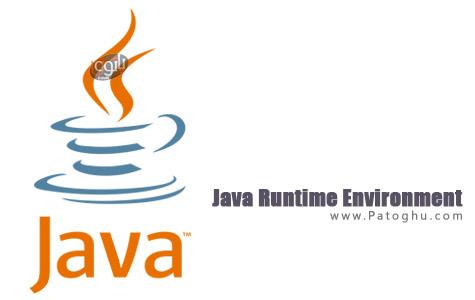 اجرای برنامه های بر اساس زبان برنامه نویسی جاوا توسط Java Runtime Environment