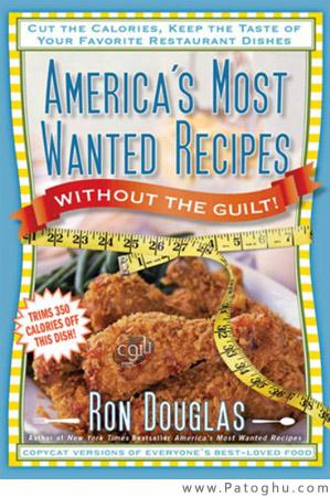 دانلود کتاب آموزشی رژیم غذائی Americas Most Wanted Low Carb Recipes