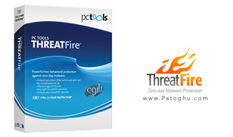 محافظت از کامپیوتر شما در مقابل حملات اینترنتی با نرم افزار PC Tools ThreatFire v4.7.0.53