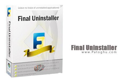 حذف فایل های اضافی و پاکسازی ویندوز با نرم افزار Final Uninstaller v2.6.9 Final