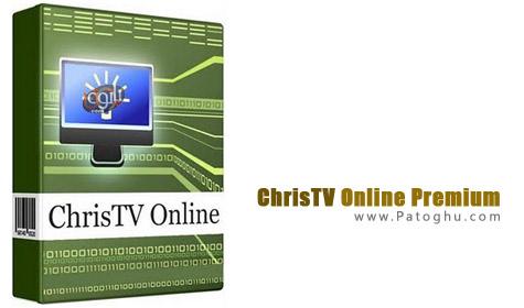 نرم افزار مشاهده آنلاین تلویزیون و رادیوهای سراسر جهان با ChrisTV Online Premium v6.80