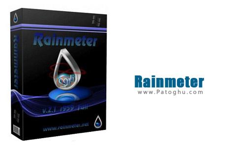 دانلود نرم افزار Rainmeter