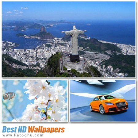 مجموعه ۹۵ پس زمینه زیبا و با کیفیت Best HD Wallpapers
